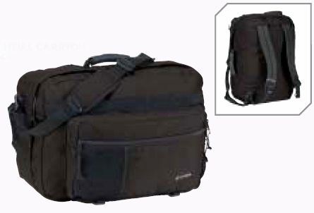 Need Lightweight Inconuous Hybrid Backpack Messenger Bag