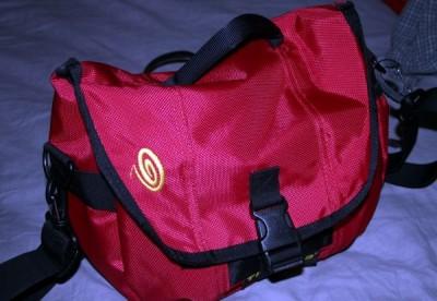 Timbuk2 Metro Messenger bag.
