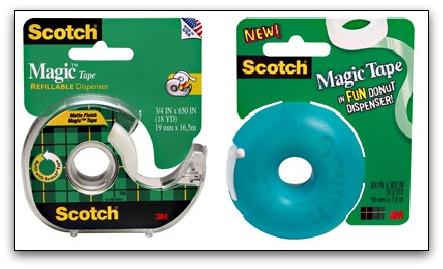 Product Review Travel Friendly Scotch Tape Dispenser The