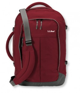 The L.L.Bean Quickload Travel Pack